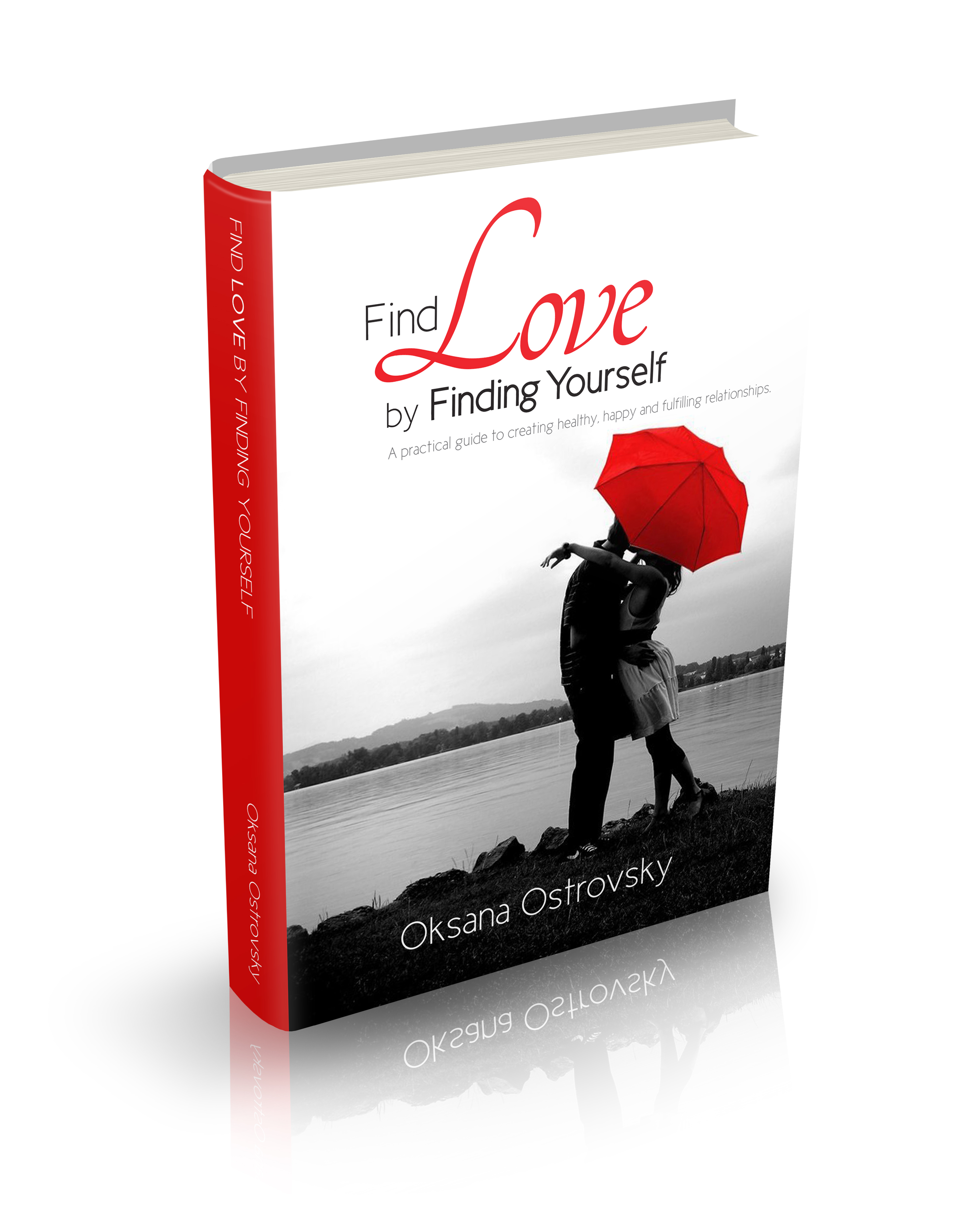 Find Love by Finding Yourself book cover
